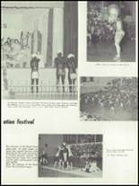 1955 Springfield High School Yearbook Page 86 & 87