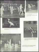 1955 Springfield High School Yearbook Page 88 & 89