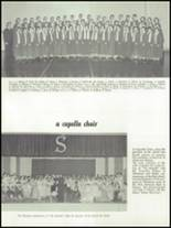 1955 Springfield High School Yearbook Page 90 & 91