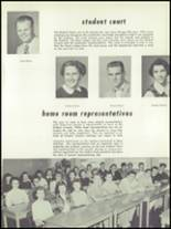 1955 Springfield High School Yearbook Page 98 & 99