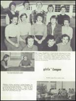 1955 Springfield High School Yearbook Page 102 & 103