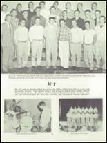 1955 Springfield High School Yearbook Page 106 & 107