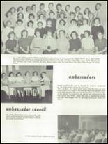 1955 Springfield High School Yearbook Page 110 & 111
