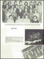 1955 Springfield High School Yearbook Page 112 & 113