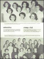 1955 Springfield High School Yearbook Page 114 & 115