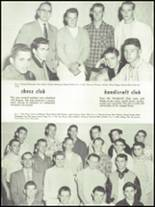 1955 Springfield High School Yearbook Page 118 & 119
