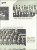 1955 Springfield High School Yearbook Page 120 & 121
