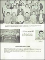 1955 Springfield High School Yearbook Page 130 & 131