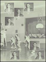1955 Springfield High School Yearbook Page 146 & 147