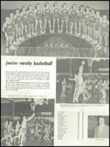 1955 Springfield High School Yearbook Page 150 & 151