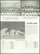 1955 Springfield High School Yearbook Page 152 & 153