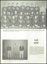 1955 Springfield High School Yearbook Page 156 & 157