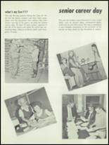 1955 Springfield High School Yearbook Page 186 & 187