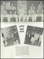 1955 Springfield High School Yearbook Page 190 & 191