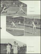 1955 Springfield High School Yearbook Page 192 & 193