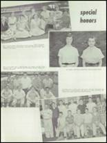 1955 Springfield High School Yearbook Page 194 & 195