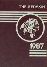 1987 Yearbook Cumberland High School