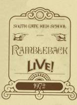 1972 Yearbook South Gate High School