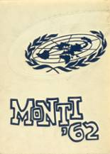 1962 Yearbook Monticello High School
