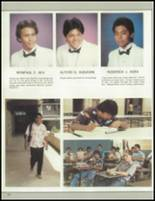 1986 Damien Memorial High School Yearbook Page 22 & 23