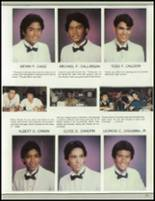 1986 Damien Memorial High School Yearbook Page 28 & 29