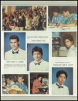 1986 Damien Memorial High School Yearbook Page 30 & 31