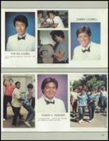 1986 Damien Memorial High School Yearbook Page 32 & 33