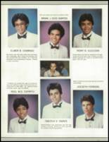 1986 Damien Memorial High School Yearbook Page 36 & 37