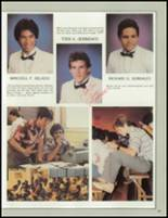 1986 Damien Memorial High School Yearbook Page 38 & 39