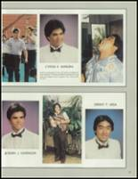 1986 Damien Memorial High School Yearbook Page 40 & 41