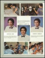 1986 Damien Memorial High School Yearbook Page 42 & 43