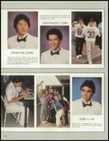 1986 Damien Memorial High School Yearbook Page 48 & 49