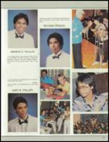 1986 Damien Memorial High School Yearbook Page 54 & 55