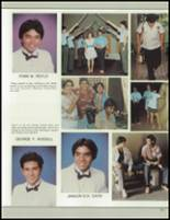 1986 Damien Memorial High School Yearbook Page 58 & 59