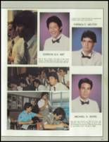 1986 Damien Memorial High School Yearbook Page 66 & 67