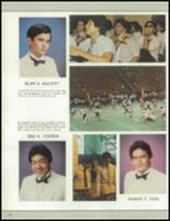 1986 Damien Memorial High School Yearbook Page 68 & 69