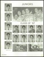 1986 Damien Memorial High School Yearbook Page 70 & 71
