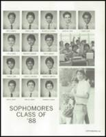 1986 Damien Memorial High School Yearbook Page 84 & 85