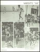 1986 Damien Memorial High School Yearbook Page 130 & 131