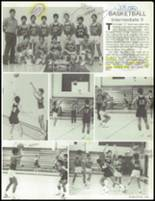 1986 Damien Memorial High School Yearbook Page 136 & 137