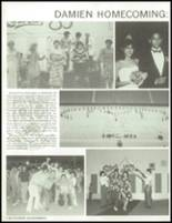 1986 Damien Memorial High School Yearbook Page 152 & 153