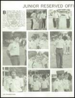 1986 Damien Memorial High School Yearbook Page 164 & 165
