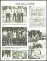 1986 Damien Memorial High School Yearbook Page 166 & 167
