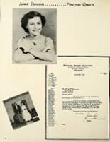1953 Houston High School Yearbook Page 12 & 13