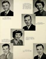 1953 Houston High School Yearbook Page 16 & 17