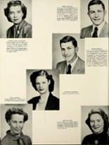 1953 Houston High School Yearbook Page 20 & 21