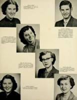 1953 Houston High School Yearbook Page 22 & 23