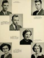 1953 Houston High School Yearbook Page 24 & 25