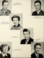 1953 Houston High School Yearbook Page 26 & 27