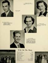 1953 Houston High School Yearbook Page 28 & 29